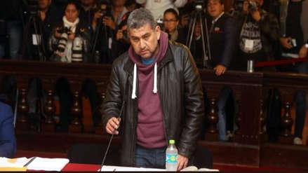 Walter Ríos aseguró que César Hinostroza influía en nombramientos en el Callao