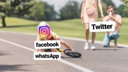 Los memes se mudaron a Twitter: Las mejores imágenes que nos dejó la caída de Facebook, Instagram y WhatsApp