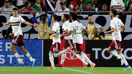 México ganó 1-0 a Haití en tiempo extra y clasificó a la final de la Copa Oro 2019