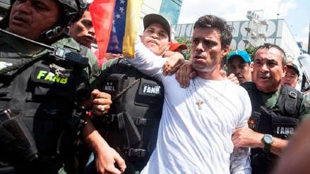 Leopoldo López pidió a venezolanos manifestarse en las calles contra Nicolás Maduro