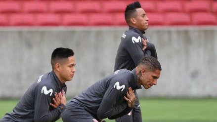 Selección Peruana realizó última práctica a horas del partido ante Chile por la Copa América 2019