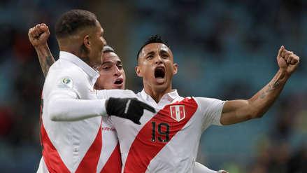 ¡Golazo de Yotún! Perú vence por 2-0 a Chile y sueña con la final de la Copa América