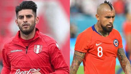 Carlos Zambrano le mandó esta indirecta a Arturo Vidal tras la victoria de Perú sobre Chile por 3-0