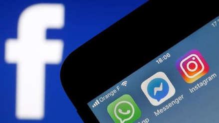 Ya puedes ver tus memes: Los servicios de Facebook, Instagram y WhatsApp vuelven a la normalidad