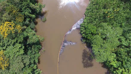 10 impactantes fotos que muestran el alcance del derrame de petróleo en Loreto