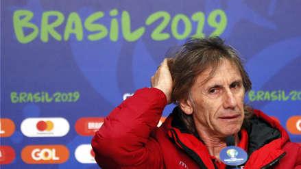 Mister Chip elogió a Ricardo Gareca tras clasificación de Perú a la final de la Copa América