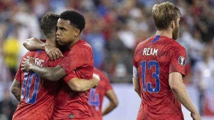 EE.UU. derrotó 3-1 a Jamaica y jugará la final de la Copa Oro contra México