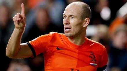 Arjen Robben anunció su retiro del fútbol a los 35 años