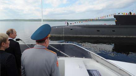Rusia confirmó que submarino que se incendió tenía sistema de propulsión nuclear