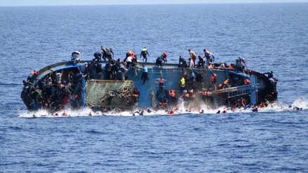 Más de 80 migrantes desaparecieron por naufragio frente a costas de Túnez