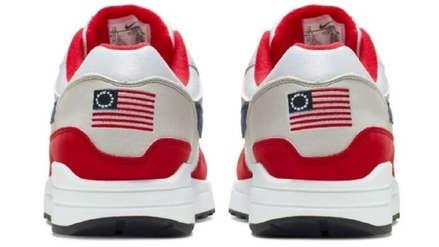 Nike retira zapatillas con bandera considerada como símbolo racista