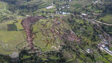 El IGP construyó novedoso radar que monitorea los deslizamientos de tierra y que podrá predecirlos