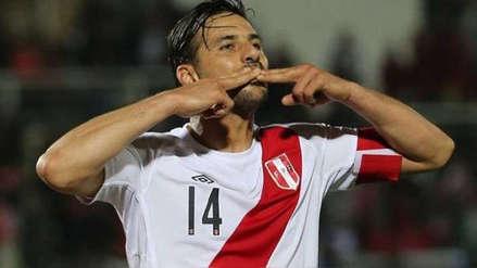 Así celebró Claudio Pizarro en redes sociales la histórica victoria de Perú ante Chile