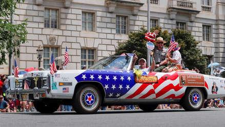 'Día de la Independencia': 20 imágenes de la celebración del 4 de julio en Estados Unidos