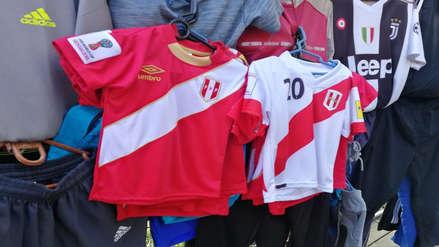 Perú vs. Brasil | Desde ropa interior hasta mochilas de la selección se venden como pan caliente tras derrotar a Chile
