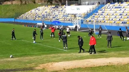 Selección Peruana volvió a los entrenamientos rumbo a la final de la Copa América 2019