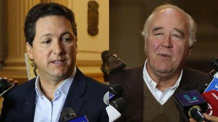 Salaverry respalda eventual candidatura de  García Belaunde a la presidencia del Congreso