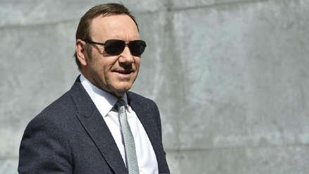 Acusador de Kevin Spacey retira los cargos de agresión sexual en juicio contra el ganador del Oscar