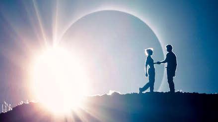 ¿Lo logró? Directora de cine decidió filmar una escena con el eclipse solar y solo tuvo 2 minutos para hacerlo