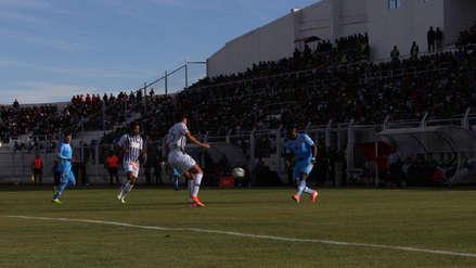 Alianza Lima cayó 4-1 ante Binacional por la tercera fecha de la Copa Bicentenario