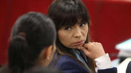 """Abogada de Keiko Fujimori: audios entre Hinostroza y juez que se inhibió """"no tienen nada irregular"""""""