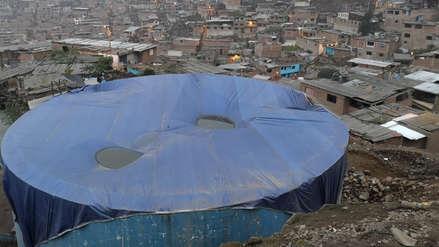 Vecinos de asentamiento humano en Rímac están sin agua potable desde hace 40 días
