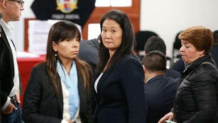Keiko Fujimori | Audiencia de casación se suspendió tras inhibición de juez que aparece en audio con Hinostroza
