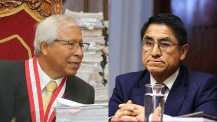 Revelan audios entre juez supremo que evaluará casación de Keiko Fujimori y César Hinostroza