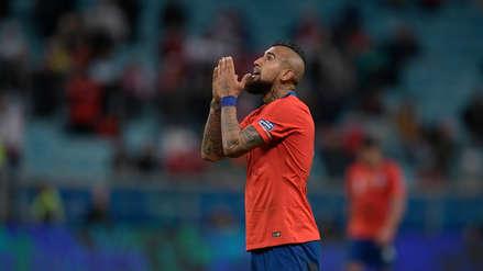 Sin Arturo Vidal, Chile entrenó previo al partido por el tercer lugar de la Copa América ante Argentina