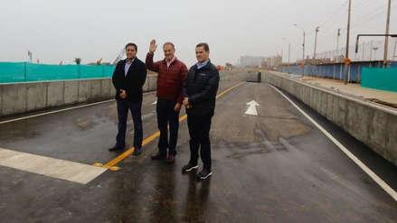 Municipalidad de Lima entrega tramo del proyecto de ampliación de Costa Verde