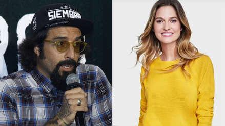 Actriz Carolina Cano confirma que es pareja del hermano de Javier Carmona