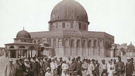 Así era Tierra Santa: Israel difunde fotografías inéditas captadas en el siglo XIX