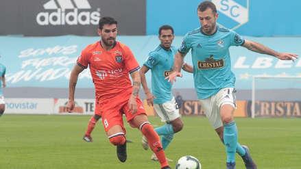 Sporting Cristal empató 1-1 con César Vallejo en la tercera jornada de la Copa Bicentenario 2019