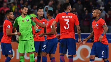 Chile no pudo ante Argentina y obtuvo el cuarto lugar de la Copa América 2019