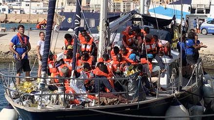 Italia: Otro barco humanitario reta a las autoridades al llevar a tierra a 41 inmigrantes