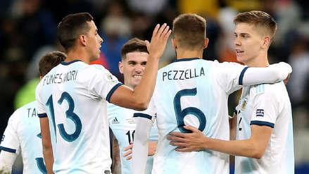 Argentina 2-1 Chile: resumen, goles y mejores jugadas de la victoria  albiceleste en la Copa América 2019