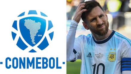 No se quedaron callados: CONMEBOL le respondió a Lionel Messi con contundente comunicado