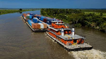 ¿Qué es la Hidrovía Amazónica y por qué las comunidades nativas rechazan su construcción?