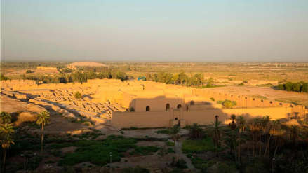 Unesco inscribió a la ciudad de Babilonia dentro de su Patrimonio Mundial de la Humanidad