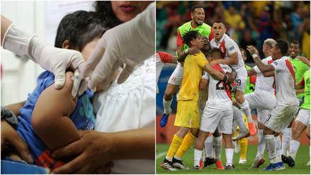 Minsa vacunará a niños en puntos de Lima y Miraflores donde se verá final de Copa América