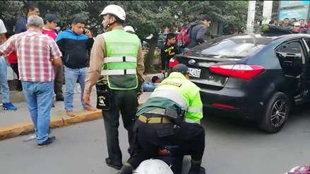 Video   Aplauden y lanzan hurras a policías que atraparon asaltantes con 53 mil soles
