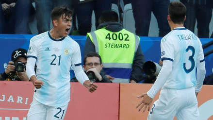 Con Messi expulsado, Argentina ganó 2-1 a Chile y se quedó con el tercer puesto de la Copa América 2019