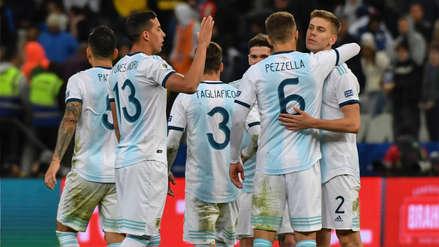 Así reaccionó la prensa internacional ante la victoria de Argentina sobre Chile en la Copa América