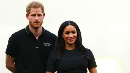 Meghan Markle y el príncipe Harry comparten primera foto del bautizo de su hijo Archie