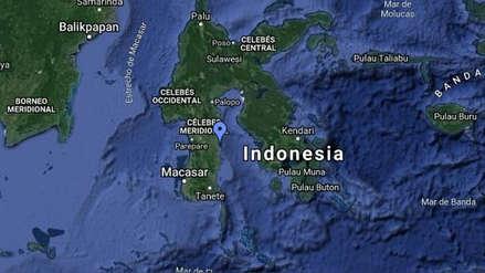 Un fuerte sismo de magnitud 6.9 con alerta de tsunami se registró en Indonesia