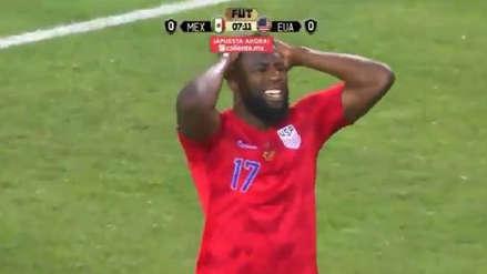¡Para no creer! La imperdonable ocasión de gol que Jozy Altidore erró ante México