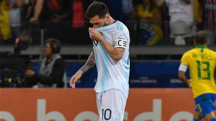 Lionel Messi podría ser sancionado hasta por dos años por sus declaraciones contra CONMEBOL