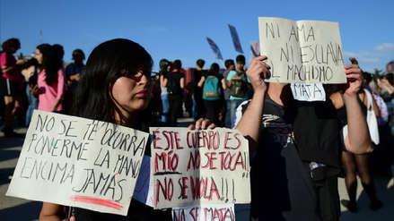 Violencia machista se cobra la vida de 161 mujeres en Argentina en lo que va del año
