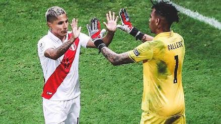 Raúl Ruidíaz previo al partido ante Brasil: