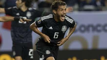 ¡Lo gritó todo México! El gol de Jonathan dos Santos que le dio a los 'aztecas' el título de la Copa Oro 2019